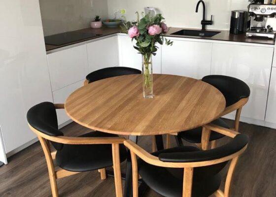 дерев'яних стільців для кухні
