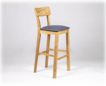 URBANO semi-bar chair