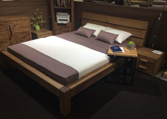 Метал VS дерево? Яке ліжко ліпше?