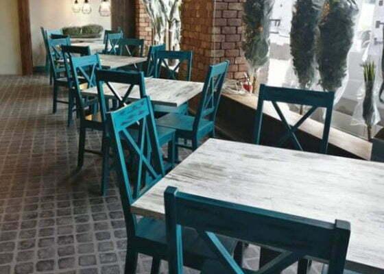 Як якісно пофарбувати меблі з дерева?