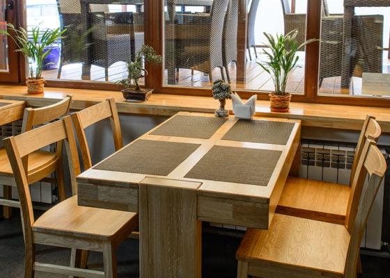 Меблі для ресторану