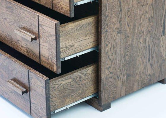 Критерії вибору хорошого дерев'яного комода від компанії LORI