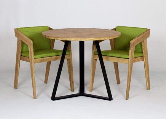 Долговечные кресла из массива дерева – идеальное решение для кафе, баров и ресторанов