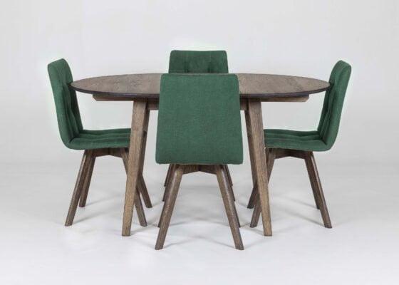 Як обрати дерев'яний обідній стіл?
