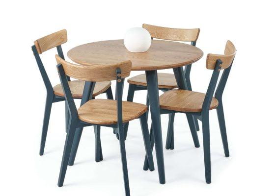 LIGHT table round